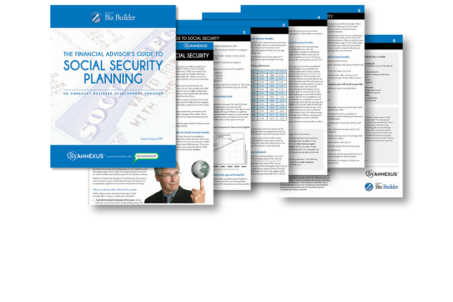 Annexus Social Security Value-Add