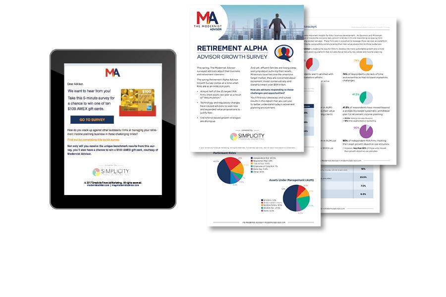 Modernist Advisor Growth Survey
